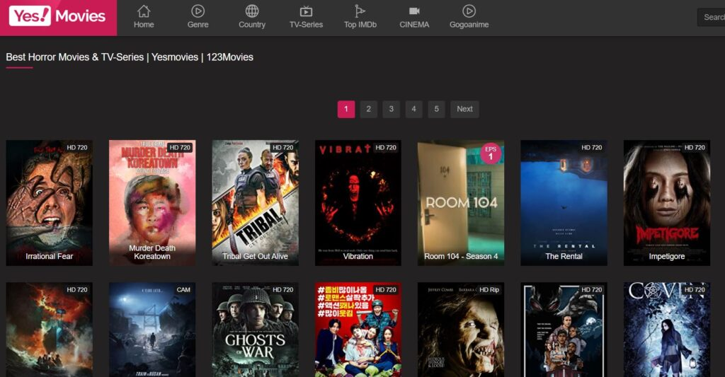 What are the best movie streaming websites?